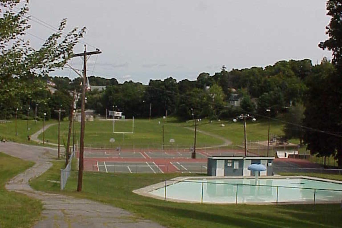 Ward Park Pool