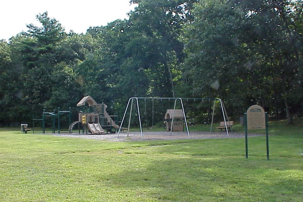 Korean Veterans Park Playground