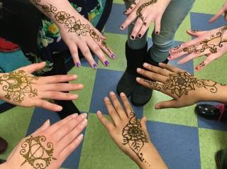 Henna Event
