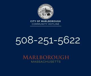 Marlborough Community Hotline