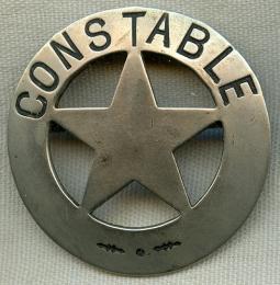 Constable Badge